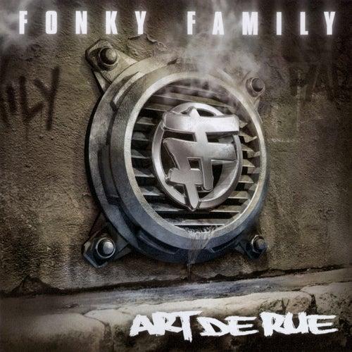 Art de rue de Fonky Family
