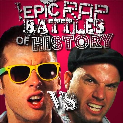 Nice Peter vs Epiclloyd by Epic Rap Battles of History