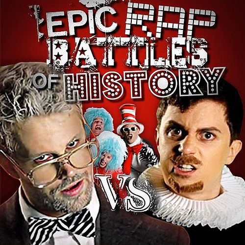 Dr Seuss vs William Shakespeare (feat. Nice Peter, Epiclloyd & George Watsky) de Epic Rap Battles of History