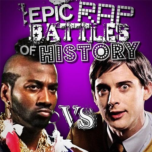 Mr. T vs Mr. Rogers (feat. Nice Peter & Destorm) de Epic Rap Battles of History