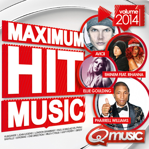 Maximum Hit Music 2014.01 de Various Artists