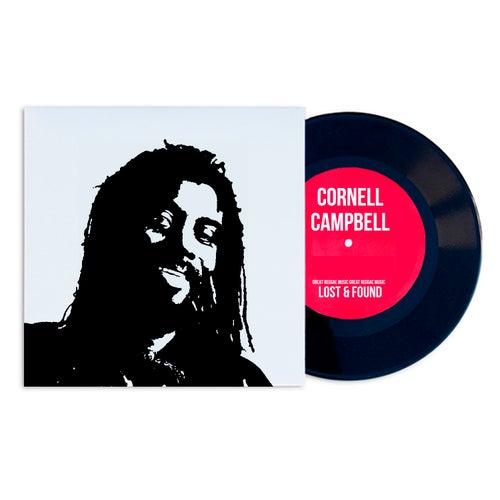 Lost & Found - Cornell Campbell de Cornell Campbell