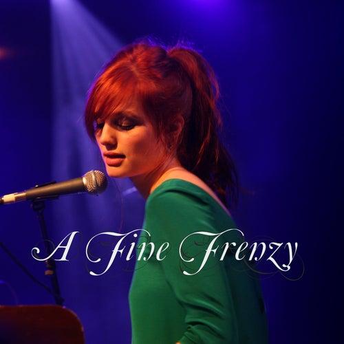 Live in 2007 de A Fine Frenzy