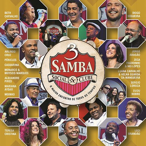 Samba Social Clube 3 (Digital) de Various Artists
