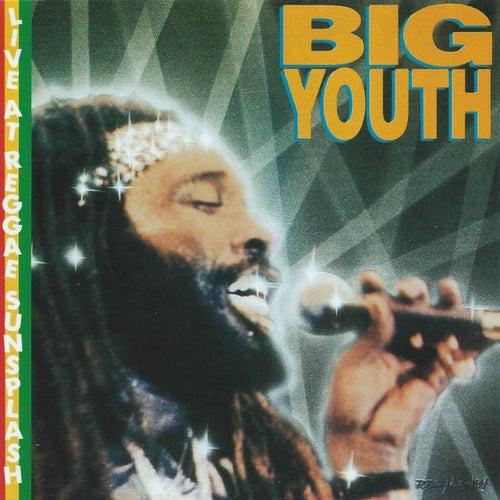 Live at Reggae Sunsplash by Big Youth