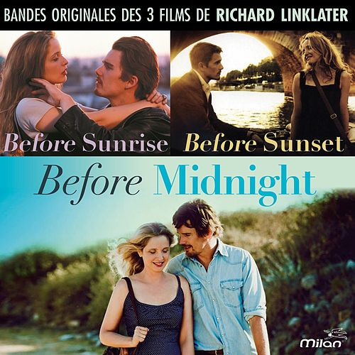 Before Sunrise, Before Sunset, Before Midnight (Bandes originales des films de Richard Linklater) by Various Artists
