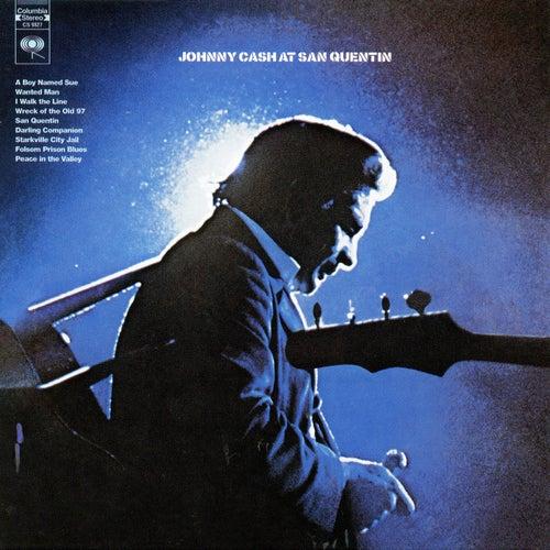 Johnny Cash At San Quentin (Live) de Johnny Cash