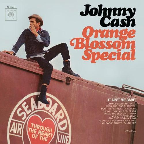 Orange Blossom Special de Johnny Cash