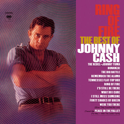Ring Of Fire: The Best Of Johnny Cash de Johnny Cash