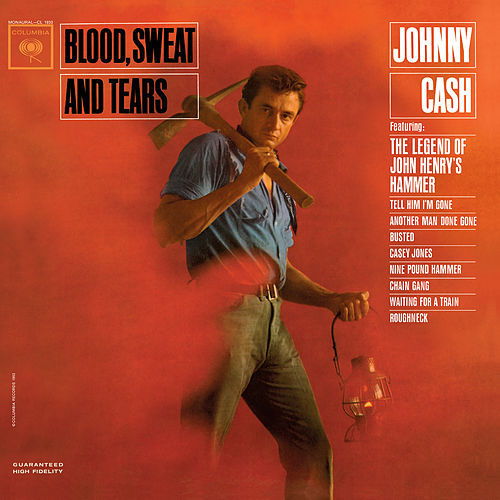 Blood, Sweat And Tears de Johnny Cash