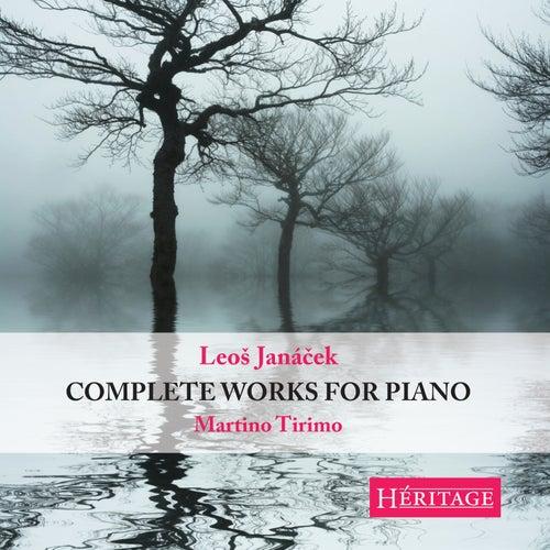 Janacek: Complete Works for Piano de Martino Tirimo