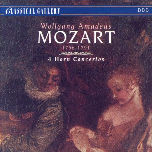 Mozart: 4 Horn Concertos by Mozart Festival Orchestra
