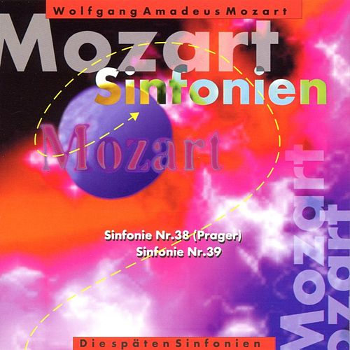 Mozart: Sinfonien Nr. 38 & 39 by Heiko Mathias Förster Die Brandenburger Symphoniker