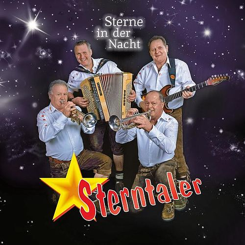Sterne in der Nacht van Sterntaler