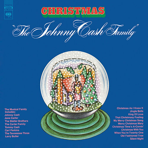 The Johnny Cash Family Christmas de Johnny Cash