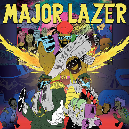 Free the Universe van Major Lazer
