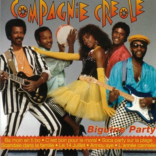 Biguine Party de La Compagnie Creole