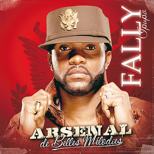 Arsenal de belles mélodies de Fally Ipupa