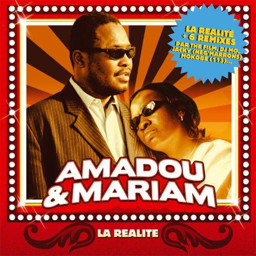 La Réalité - 7 Remixes de Amadou & Mariam