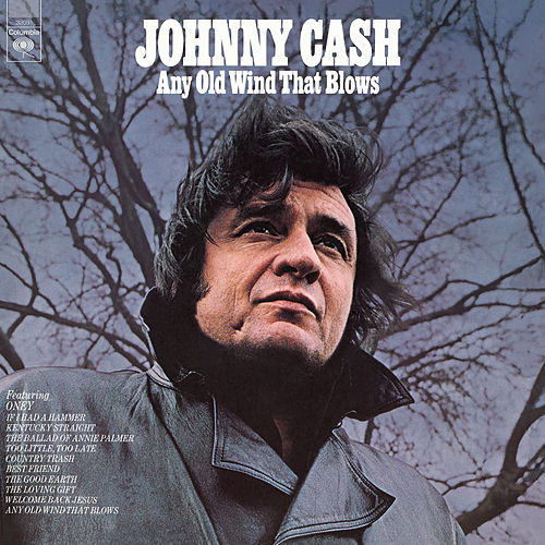Any Old Wind That Blows de Johnny Cash