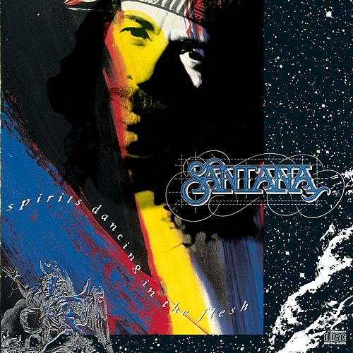 Spirits Dancing In The Flesh von Santana