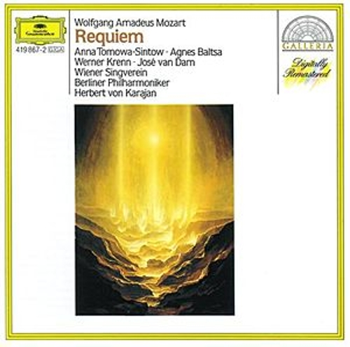 Mozart: Requiem von Anna Tomowa-Sintow