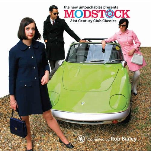New Untouchables Presents Modstock - 21st Century Club Classics de Various Artists