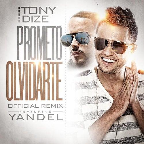 Prometo Olvidarte (Remix) [feat. Yandel] by Tony Dize