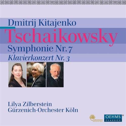 Tchaikovsky: Symphony No. 7 - Piano Concerto No. 3 von Gürzenich-Orchester Köln