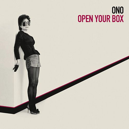 Open Your Box von Yoko Ono