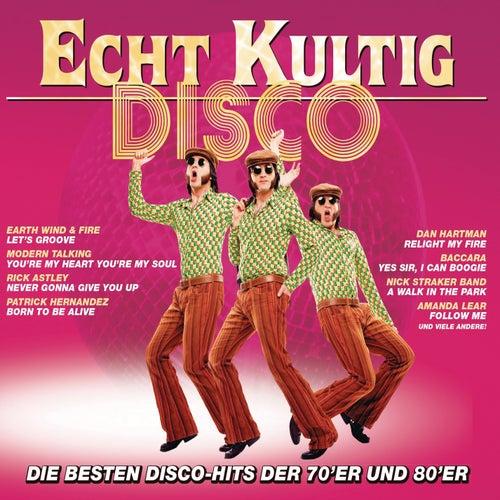 Echt Kultig - Disco von Various Artists