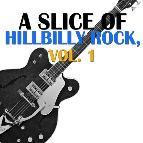 A Slice of Hillbilly Rock, Vol. 1 de Various Artists