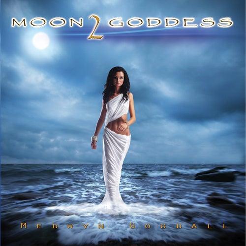 Moon Goddess 2 de Medwyn Goodall
