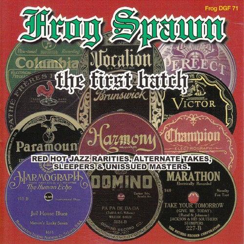 Frog Spawn - The First Batch de Various Artists