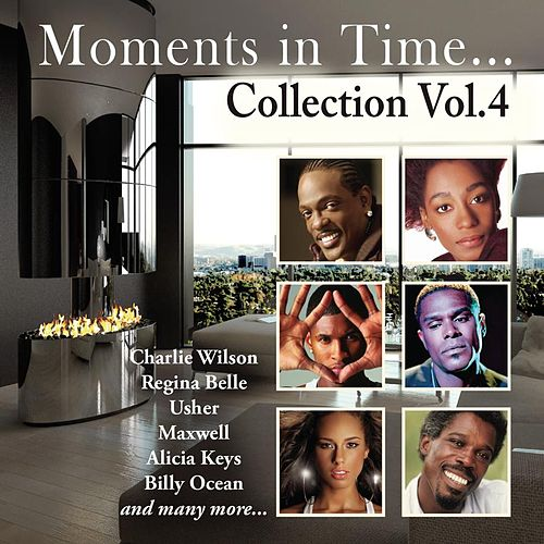 Moments In Time... Collection, Vol. 4 de Various Artists