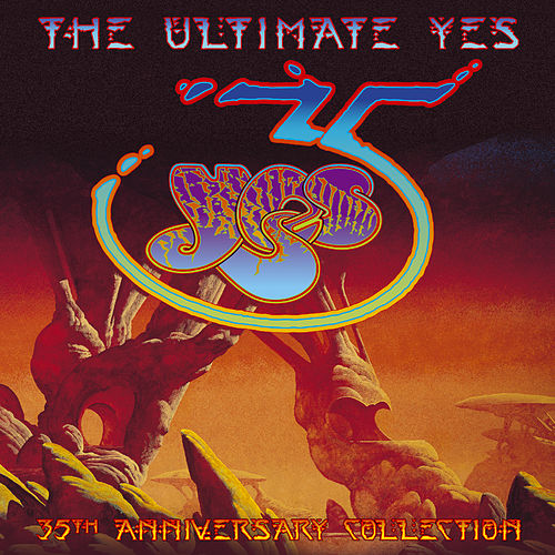 Ultimate Yes: 35th Anniversary Collection de Yes