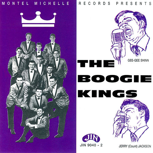 Sam Montel Presents the Boogie Kings de The Boogie Kings