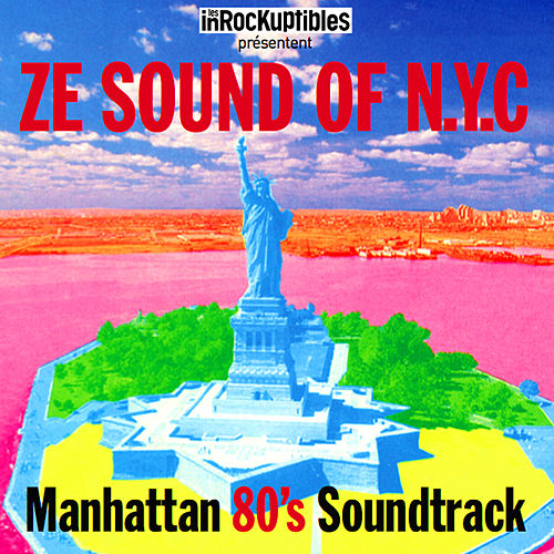 Ze Sound of NYC de Various Artists