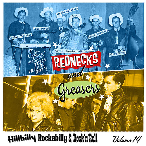 Rednecks & Greasers Vol. 14 by Various Artists