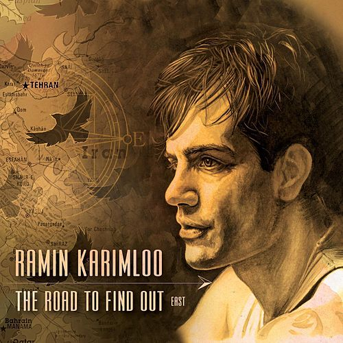 The Road to Find Out: East (EP) by Ramin Karimloo