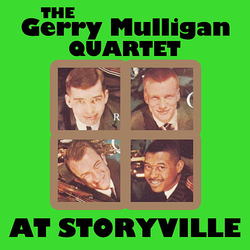 At Storyville by Gerry Mulligan Quartet