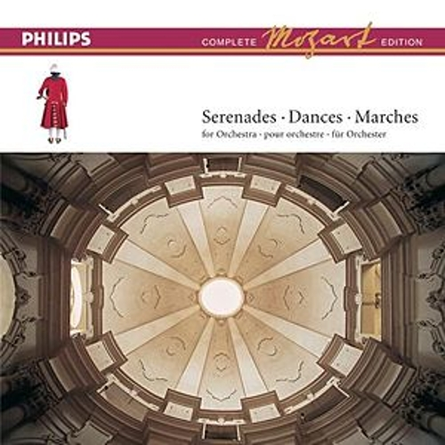 Mozart: Complete Edition Vol.2: Serenades, Dances & Marches by Willi Boskovsky