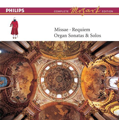 Mozart: Complete Edition Box 10: Missae, Requiem etc de Various Artists