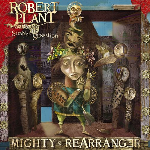Mighty Rearranger de Robert Plant