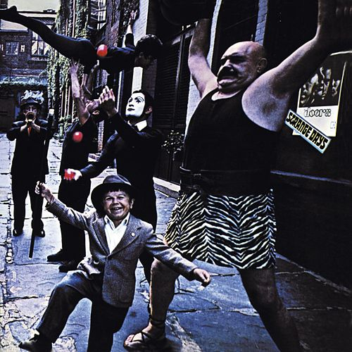 Strange Days von The Doors