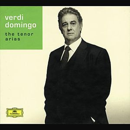 Verdi: The Tenor Arias von Plácido Domingo