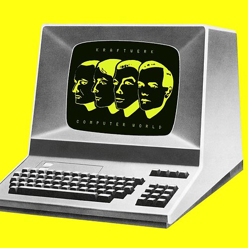 Computer World (2009 Remaster) by Kraftwerk