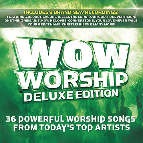 WOW Worship (Lime) [Deluxe Edition] by Various Artists
