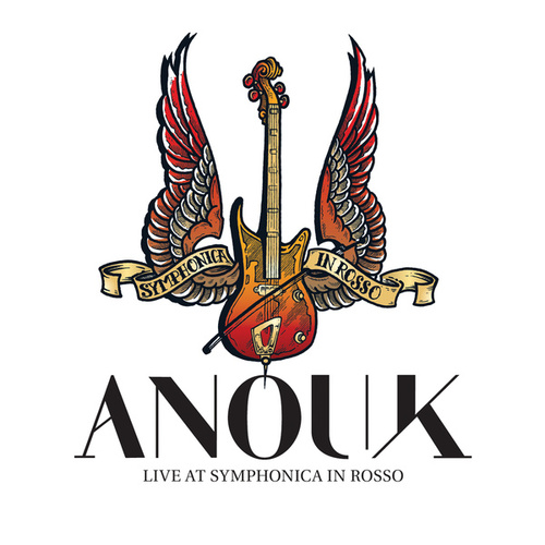 Live At Symphonica In Rosso von Anouk