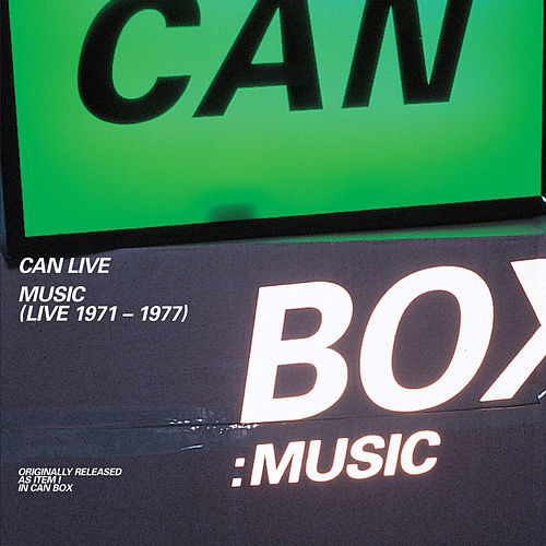 Live 1971-1977 by Can